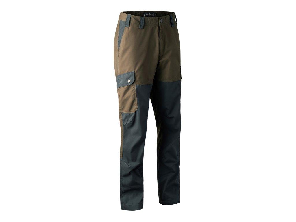 Deerhunter kalhoty Lofoten černo - hnědé 48