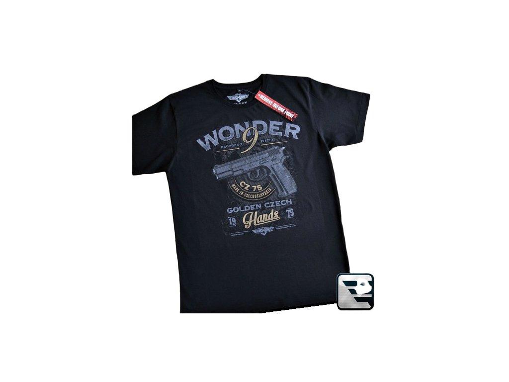 Mars&Arms triko Wonder 9