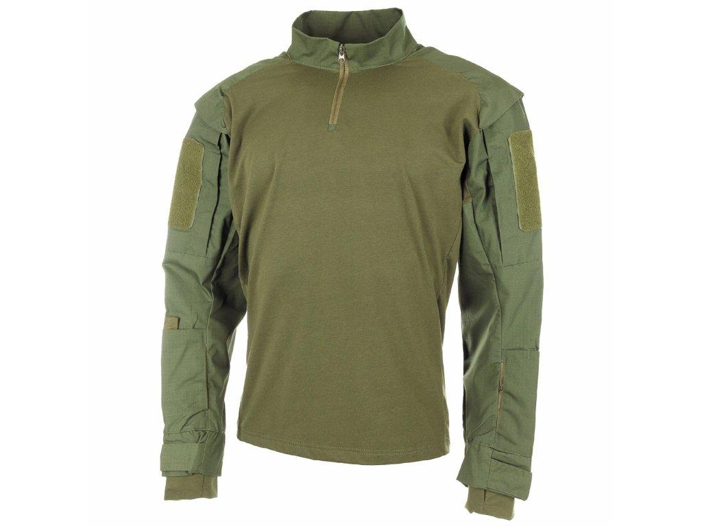 Košile taktická US Tactical olivová