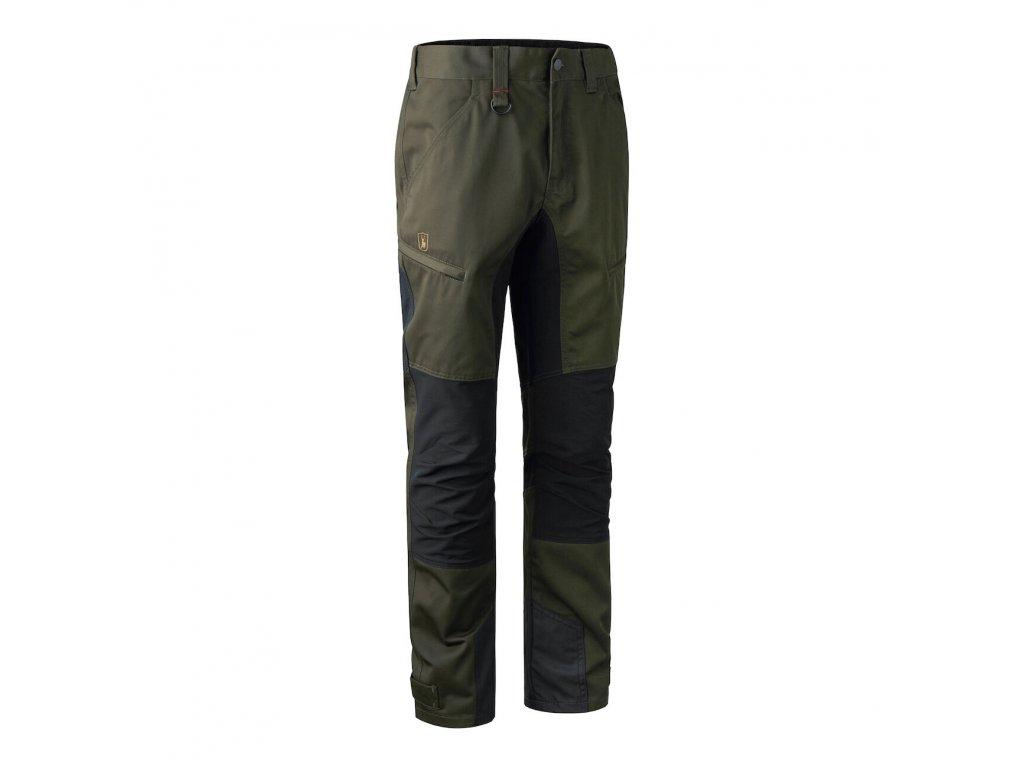 Deerhunter kalhoty Rogaland stretch zelené