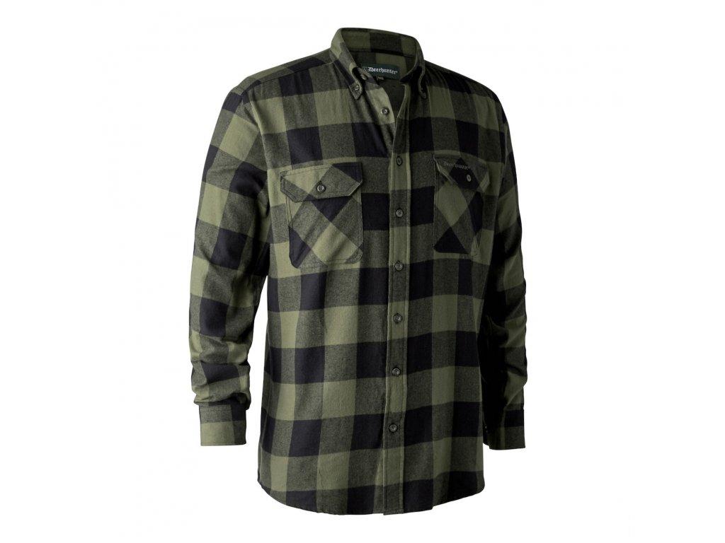 Deerhunter košile Marvin zelená