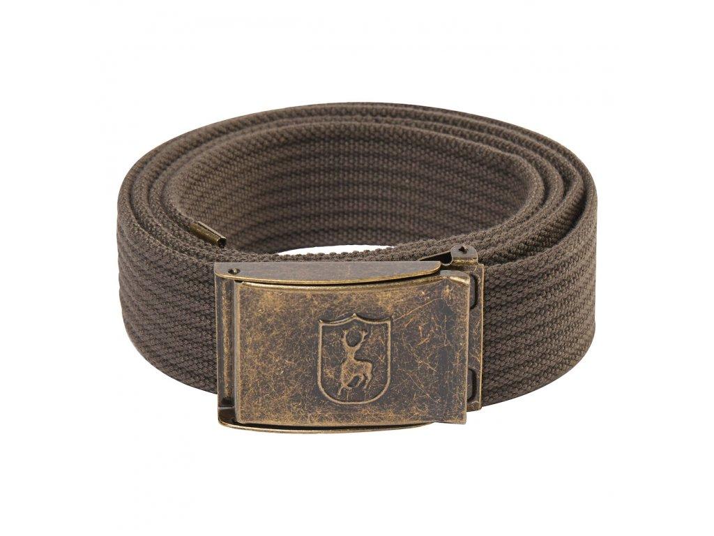 Deerhunter pásek Canvas belt 4cm/130cm bark