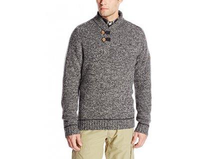 Fjällräven svetr Lada šedý