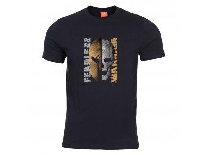 Pentagon triko Ageron Fearless Warrior černé