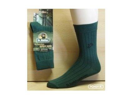 Ponožky Dr. Hunter Sommer Klassik
