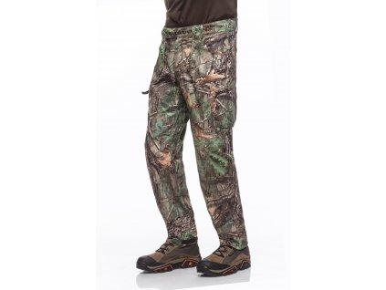 Hillman kalhoty Birder Pants camo