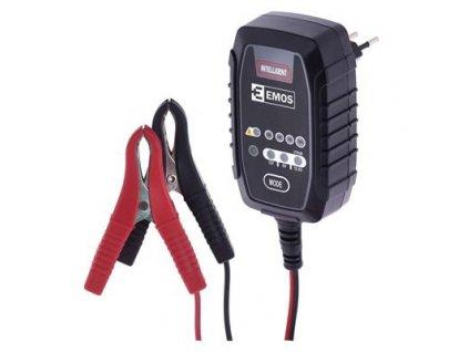 Nabíječka baterií 6/12V 0,8A inteligentní N1015