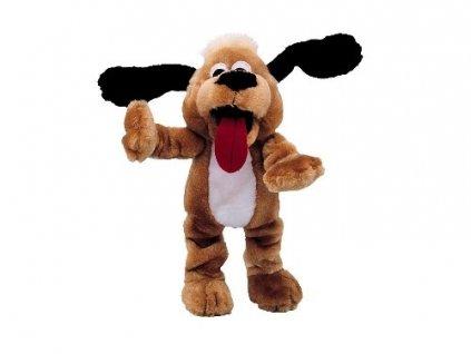 Hračka pro psa Lumpi plyšový pejsek 28cm