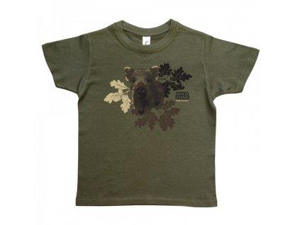 WildZone triko dětské sele