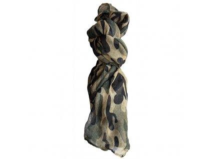 Stagunt šátek Camoo