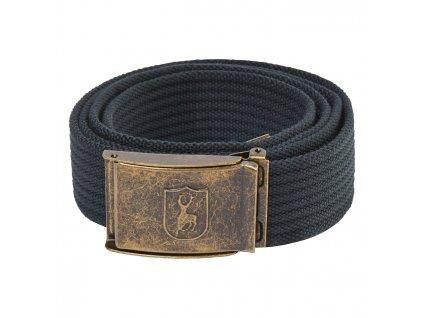 Deerhunter pásek Canvas belt 4cm/130cm zelený