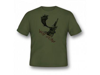Wildzone triko logo daněk