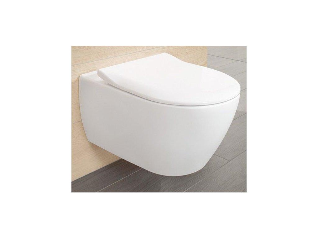 WC Subway 2.0 DF tenké sedátko