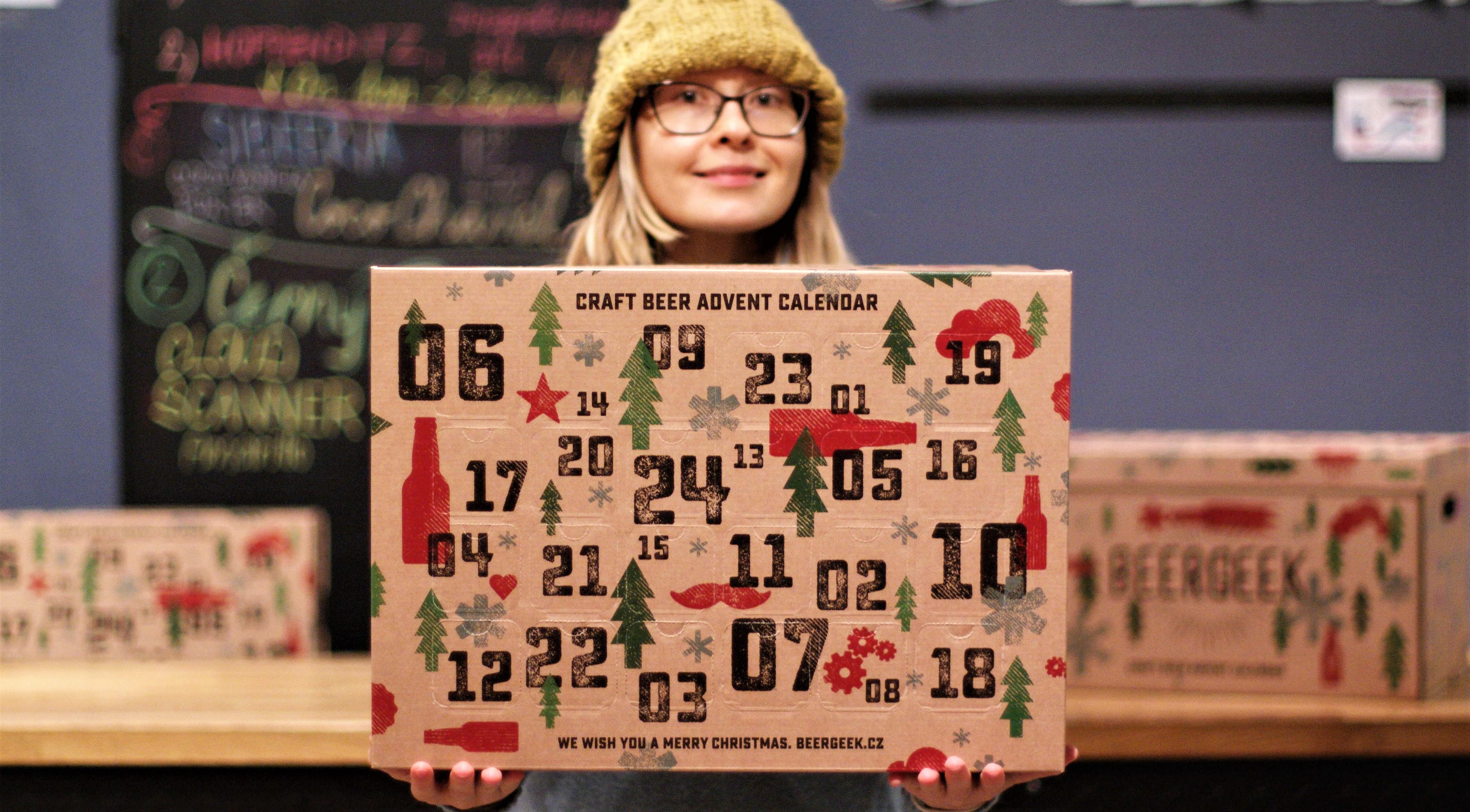Přiběh Adventního Pivního Kalendáře