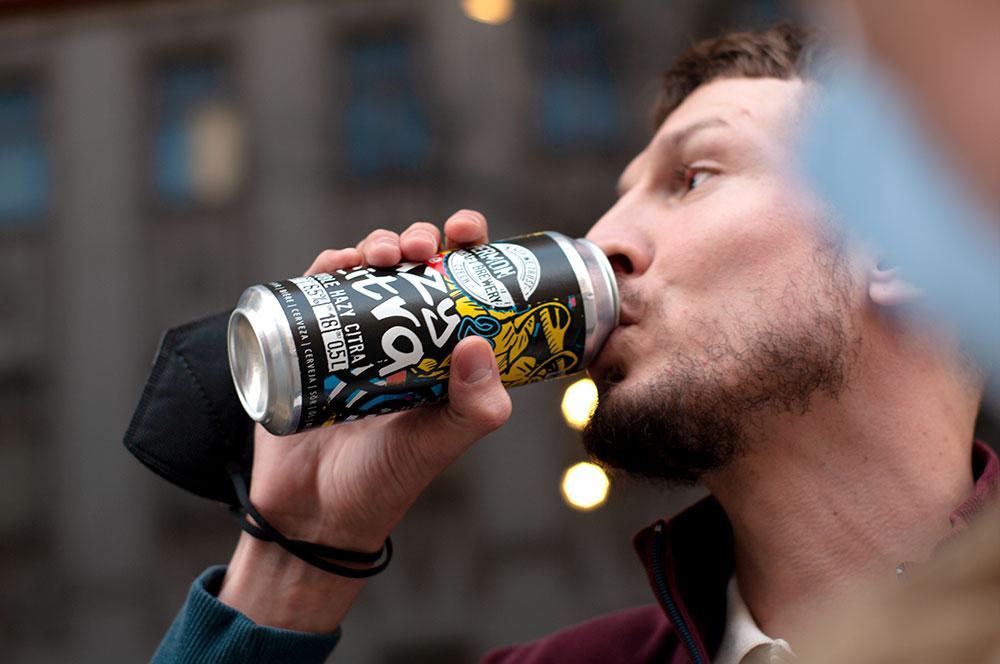 Americká A Česká Pivní Špička V BeerGeekových Lednicích