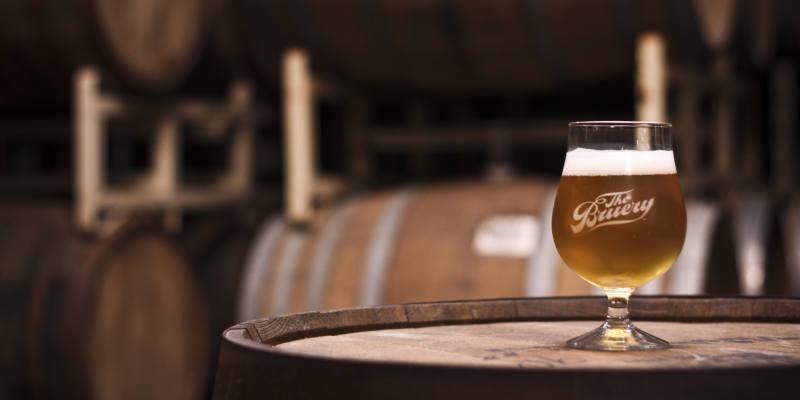 Americký pivovar The Bruery!