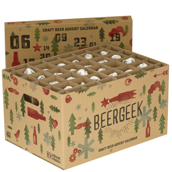 Adventní pivní kalendář