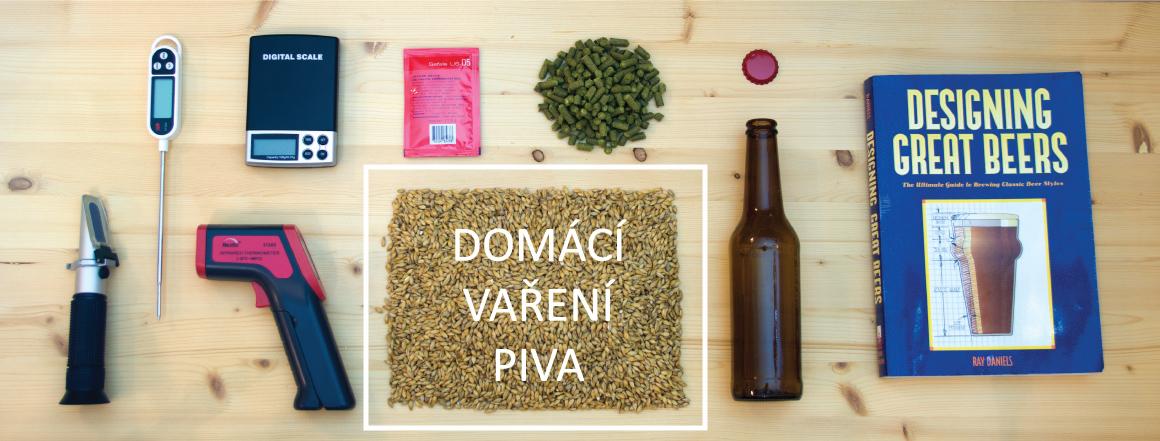 Domaci vareni piva v Praze