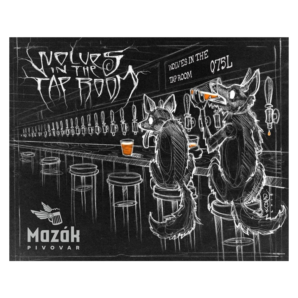 Wolves in the Taproom