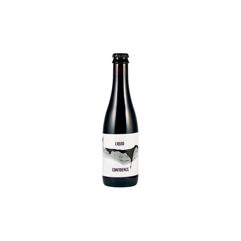 To Øl Liquid Confidence 0,375  Palivý imperial stout s čipotle papričky