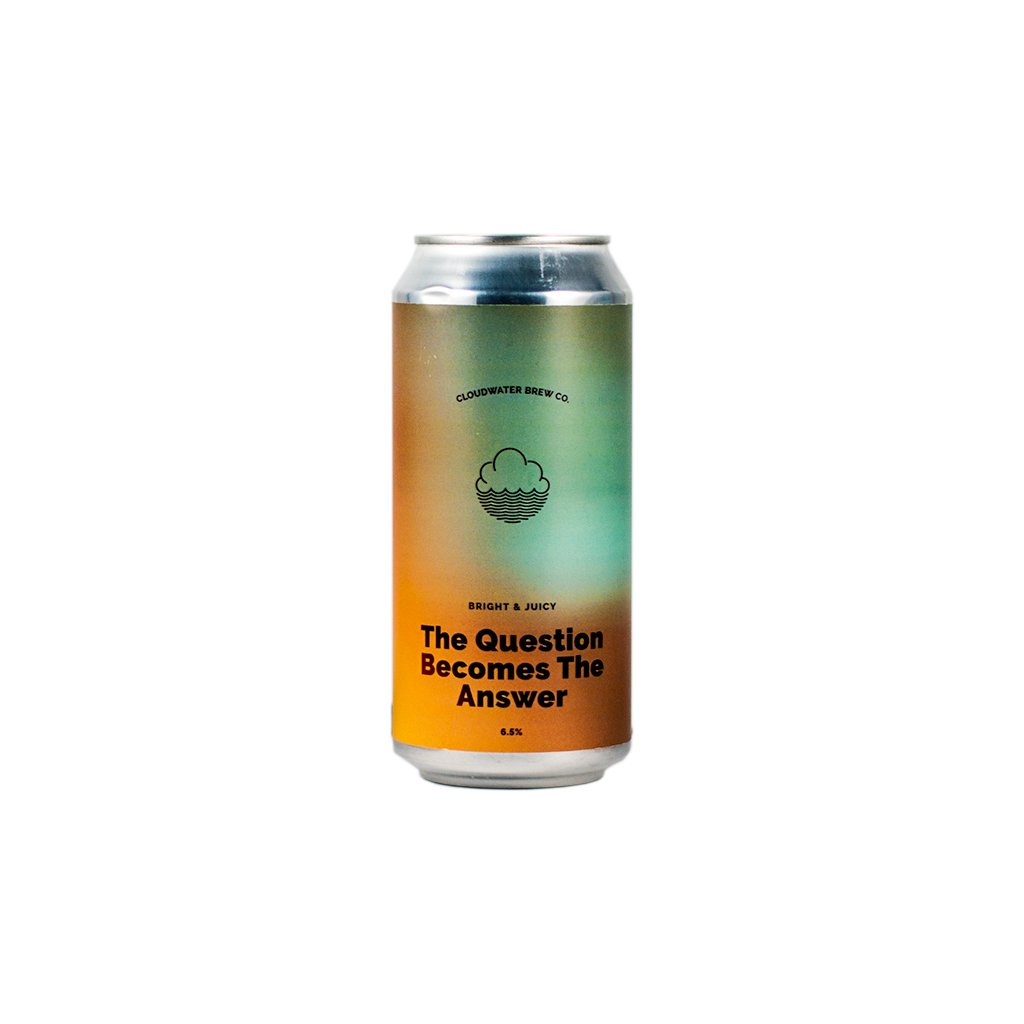 Cloudwater The Question Becomes The Answer 440