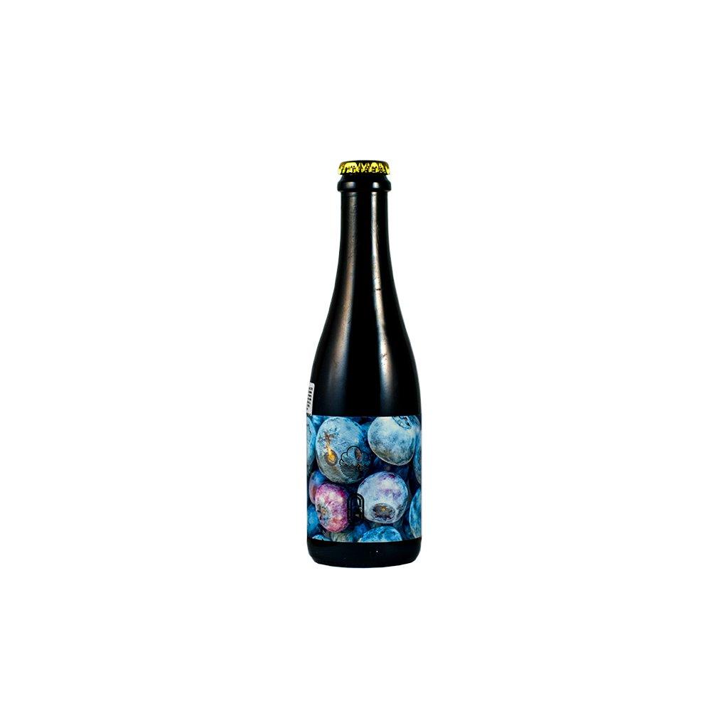 Cloudwater/De Garde Blueberry Du Haut 0,375