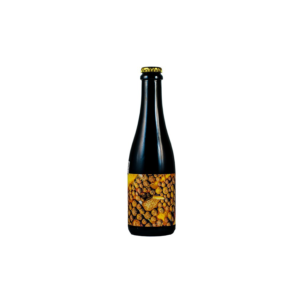 Cloudwater Where Does Your World End And Where Does Mine Begin? 0,375l  Belgian Pale Ale w/ Spices