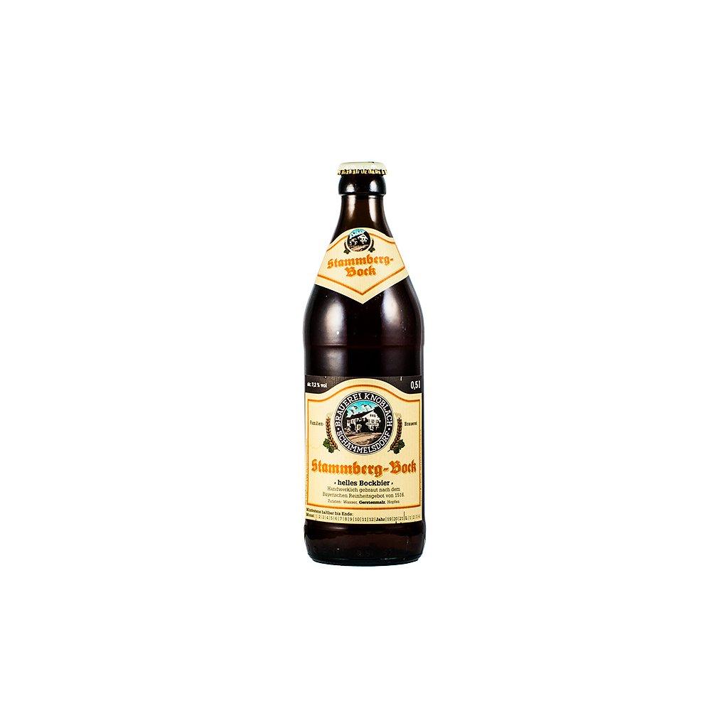 Knoblach Schammelsdorfer Stammberg Bock 0,5l