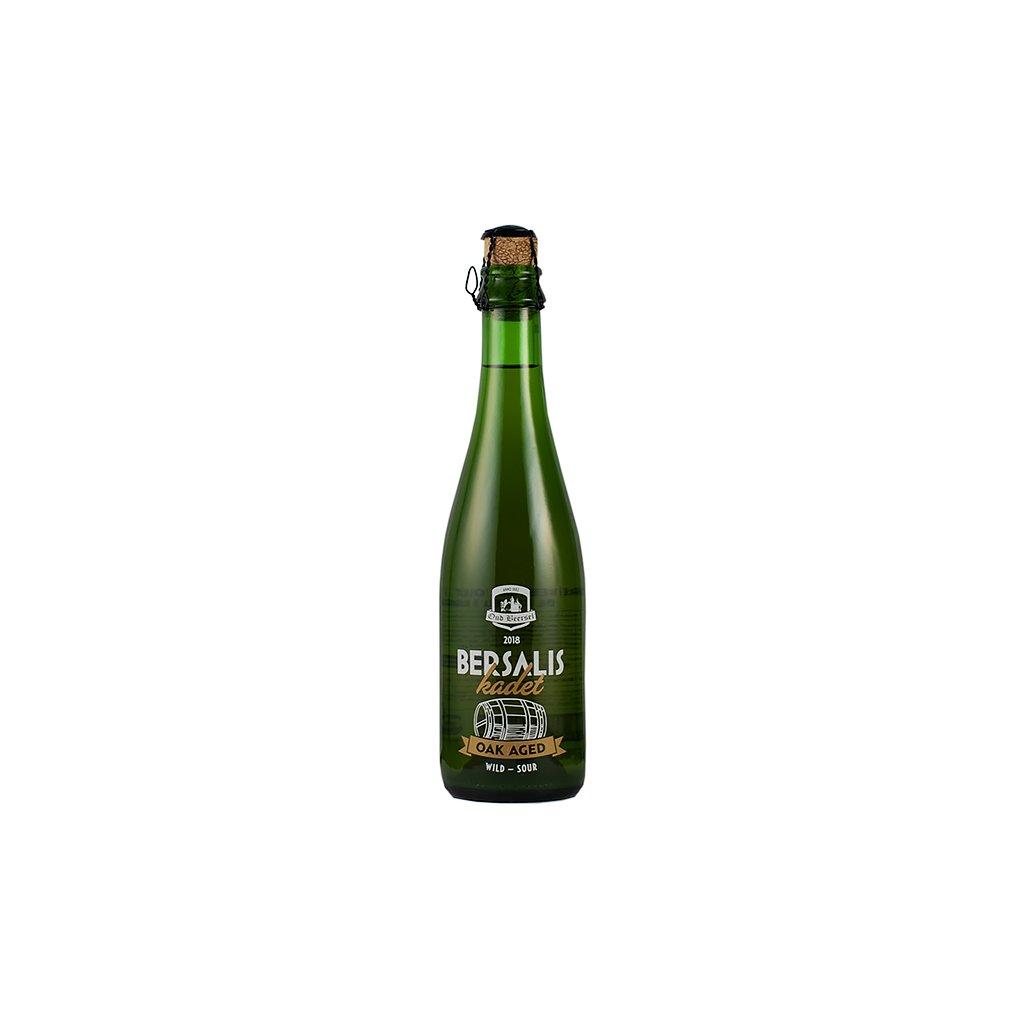 Oud Beersel Bersalis Kadet Oak Aged 2018 0,375l