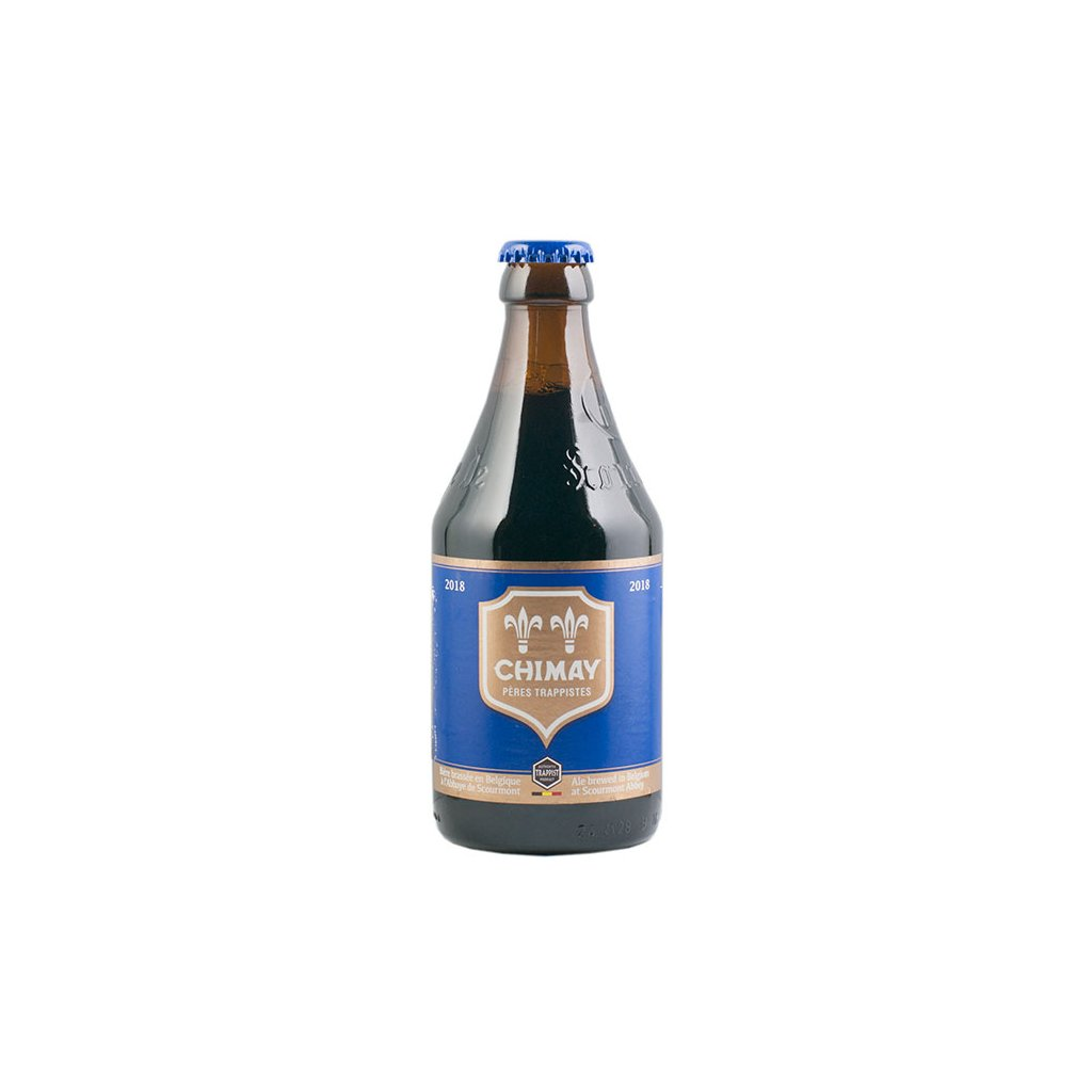 Chimay PeresTrappistes Blue 330