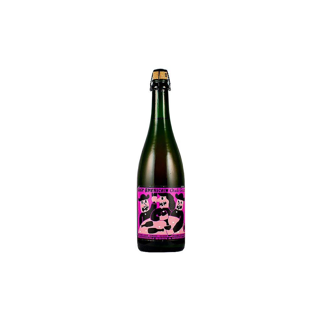 Mikkeller Boon Oude Geuze Gout Americain 750