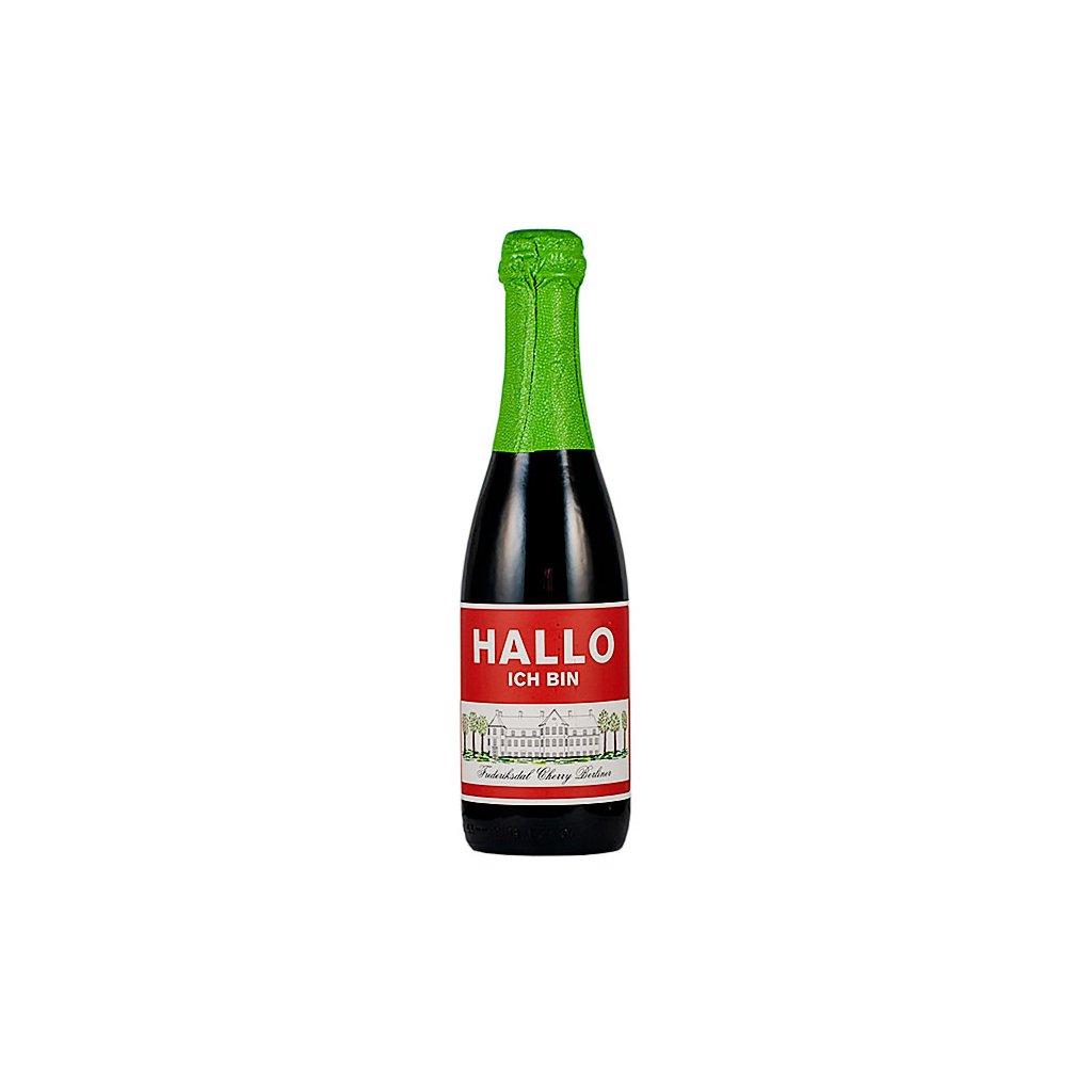 Mikkeller HalloIchBinBerliner Cherry Frederiksdal 2019 375
