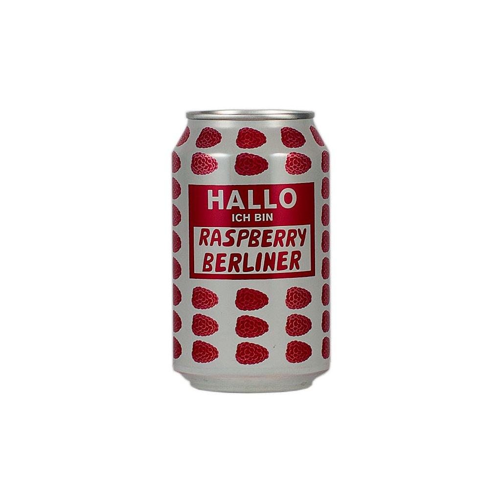 Mikkeller HalloIchBinBerlinerWeisse Raspberry 330