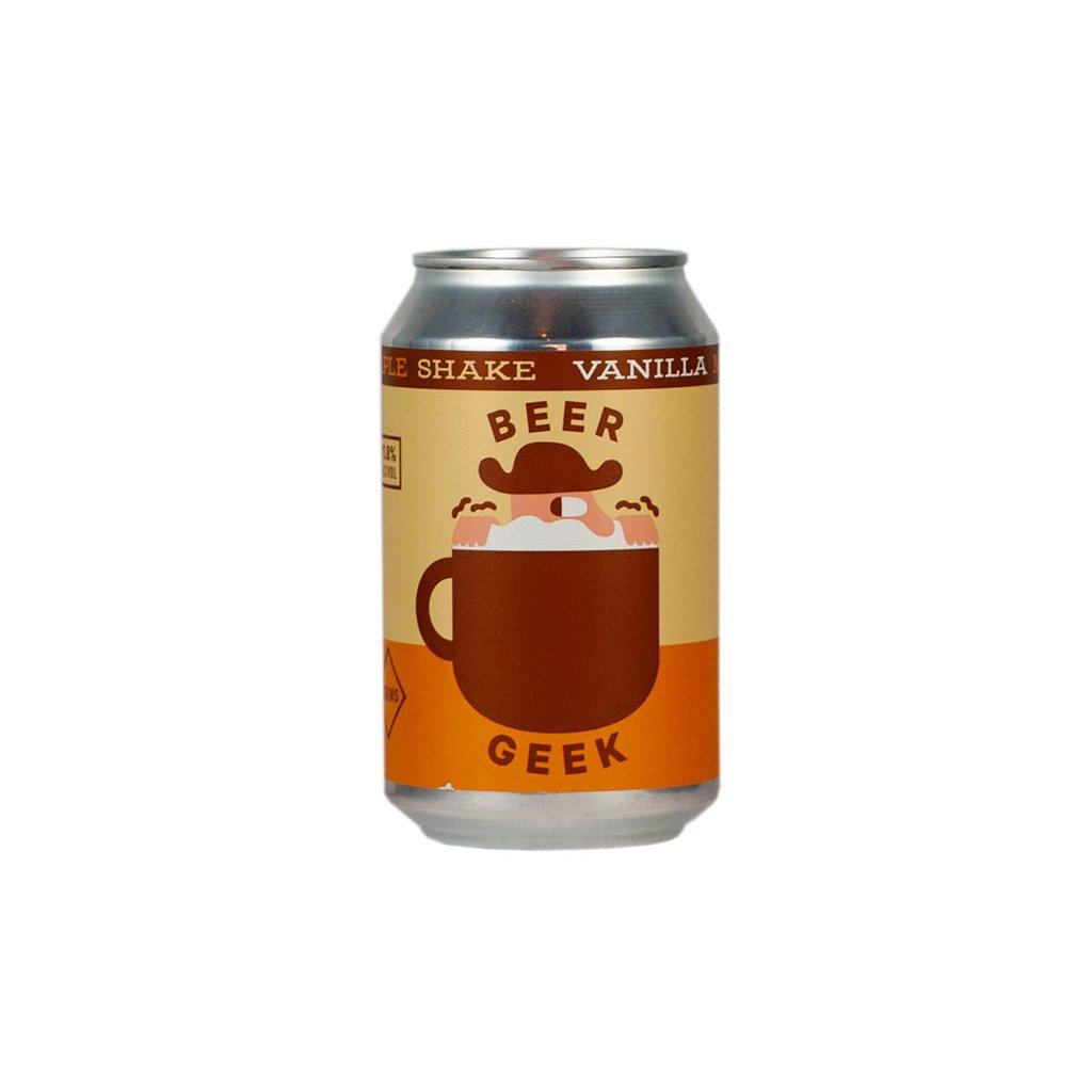 Mikkeller BeerGeekBreakfast VanillaMapleShake 330