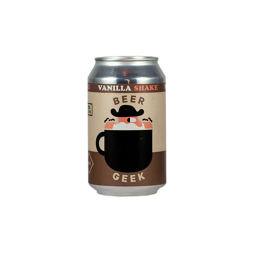 Mikkeller BeerGeekBreakfast VanillaShake 330