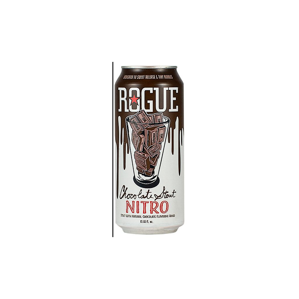 Rogue Chocolate Nitro Stout 473