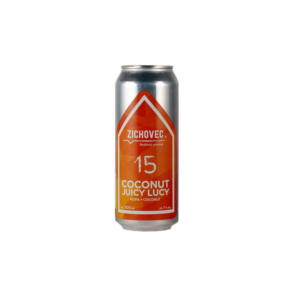 Zichovec CoconutJuicyLicy NEIPA 500