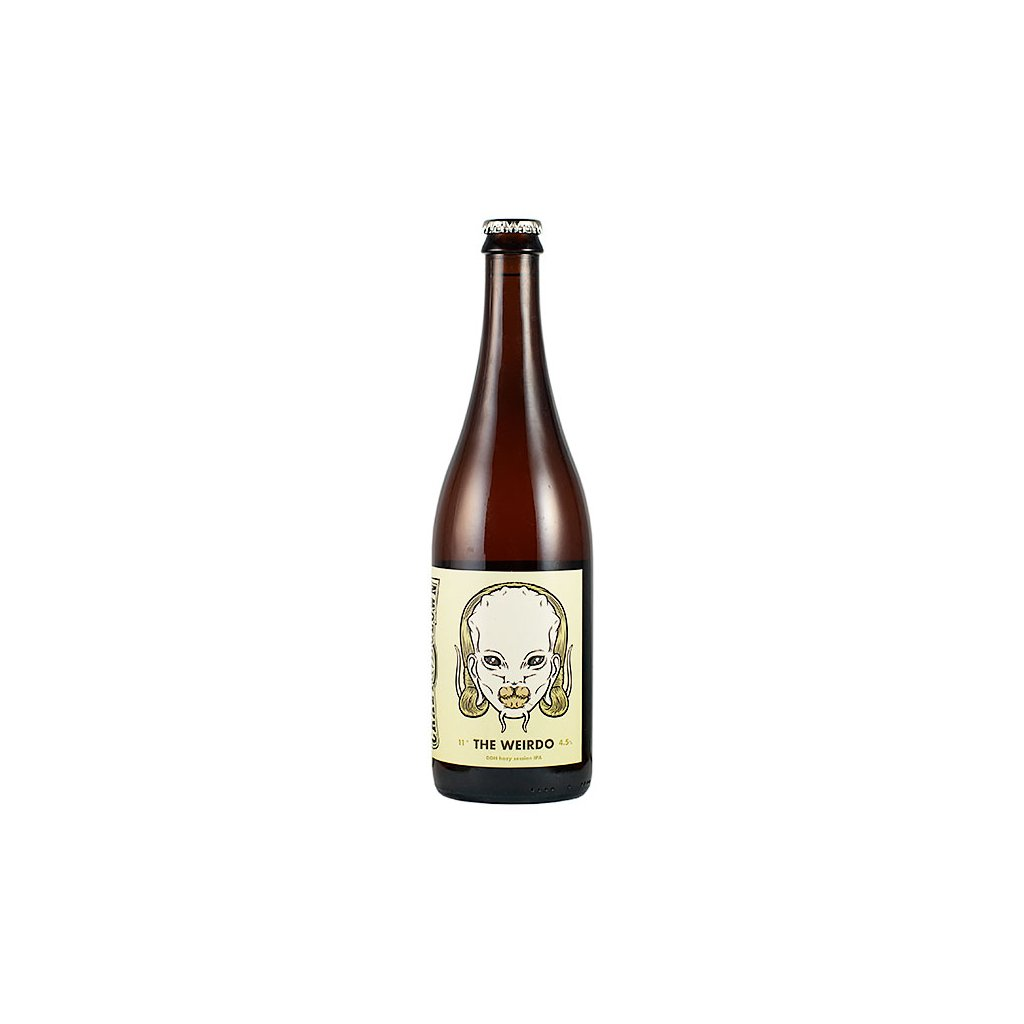 CrazyClown Weirdo 750 IPA