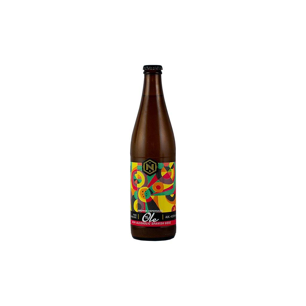 Nepomucen Ole NonAlcoholic SpanishGose 500