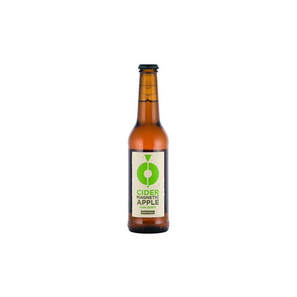 Magnetic Apple Cider Original 0,33l  Cider