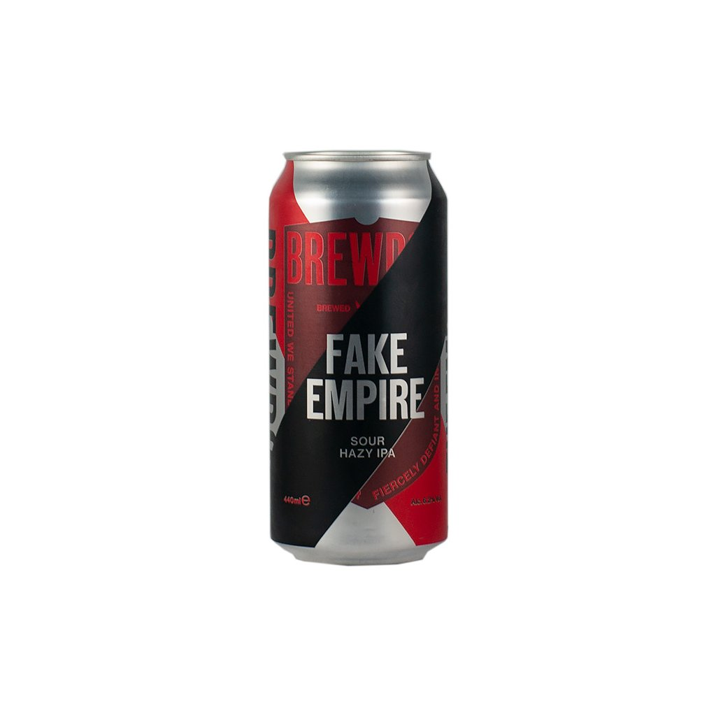 brewrdog fake empire