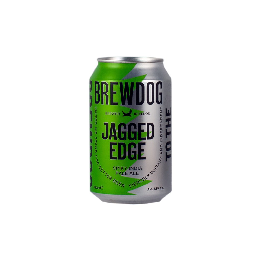 brewdog jegged edge