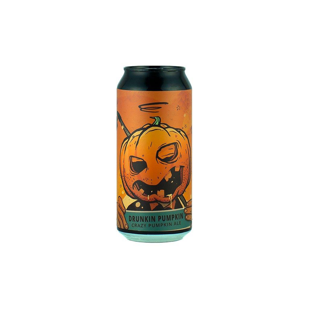 drunkin pumpkin
