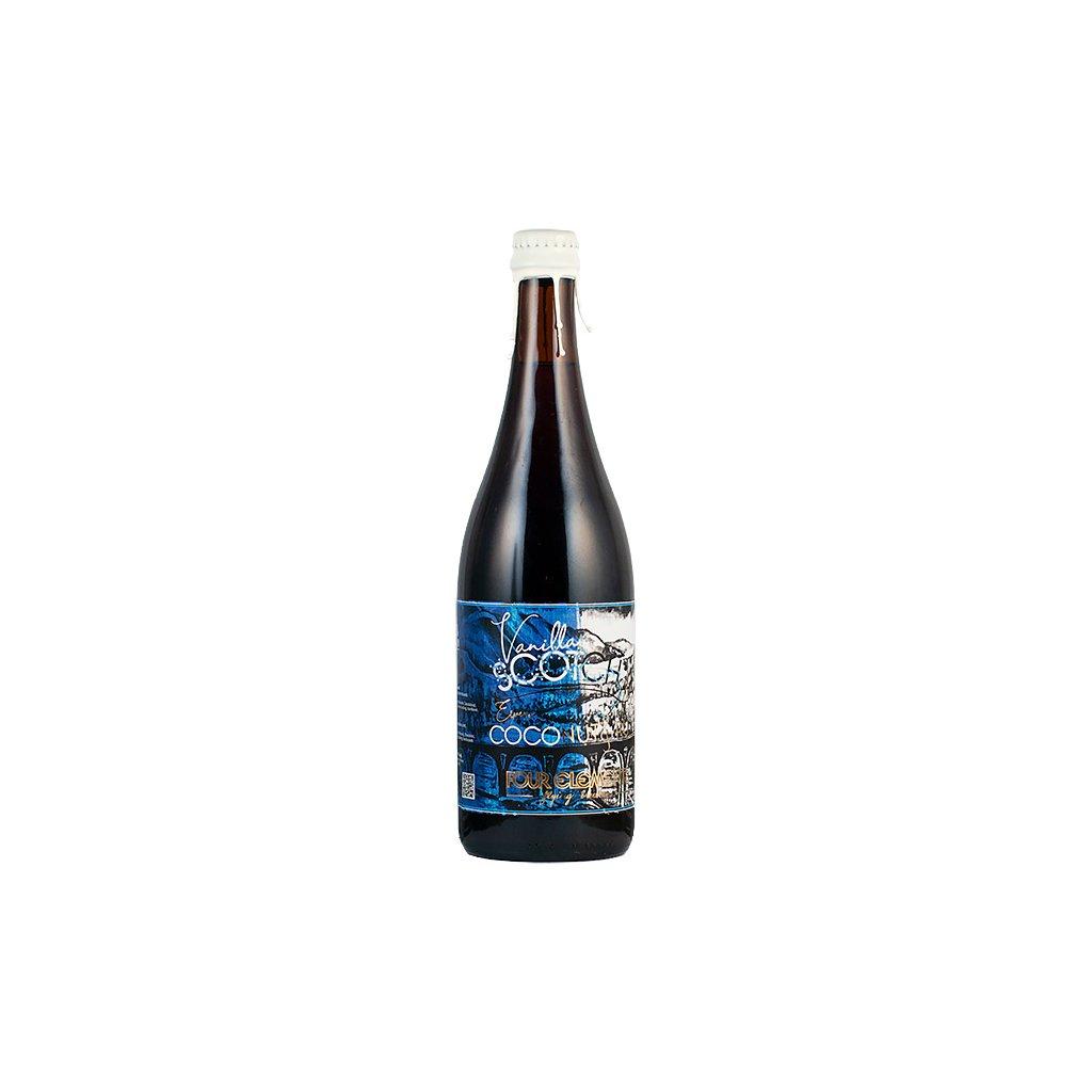 0361 Vanilla Scotch Ale Espero Coconut & Rum Oak Aged 0,75