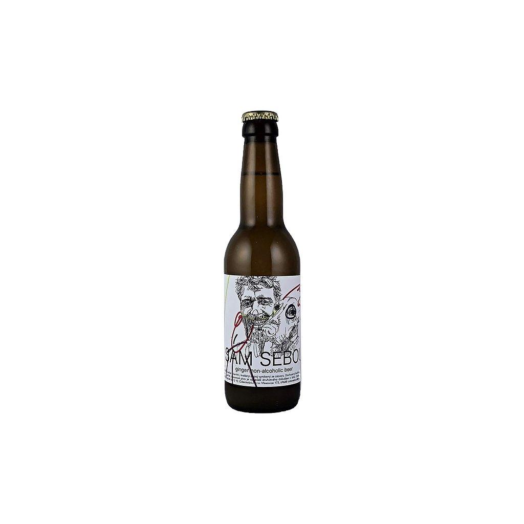 SAM SEBOU GINGER NON ALCOHOLIC BEER