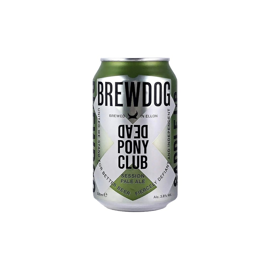 brewdog deaad pony club