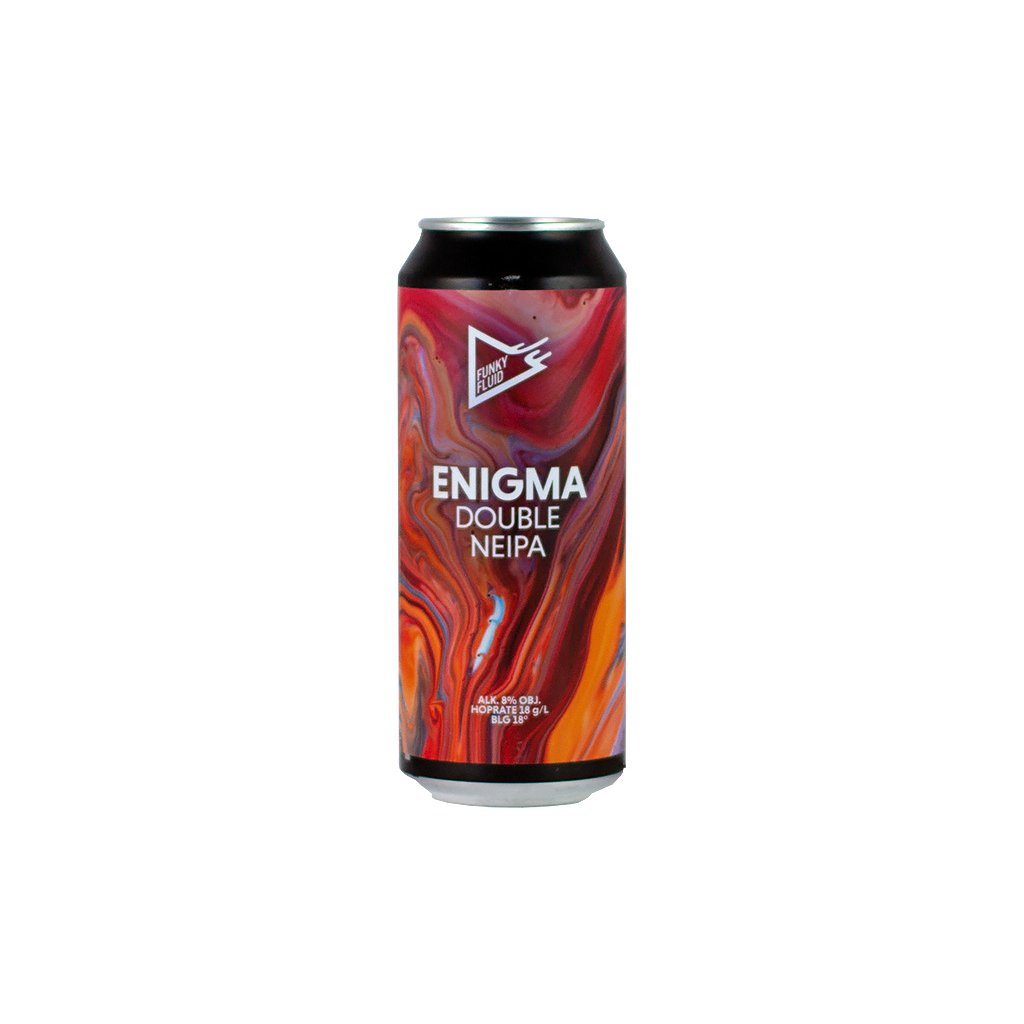 flunky fluid ENIGMA DOUBLE NEIPA