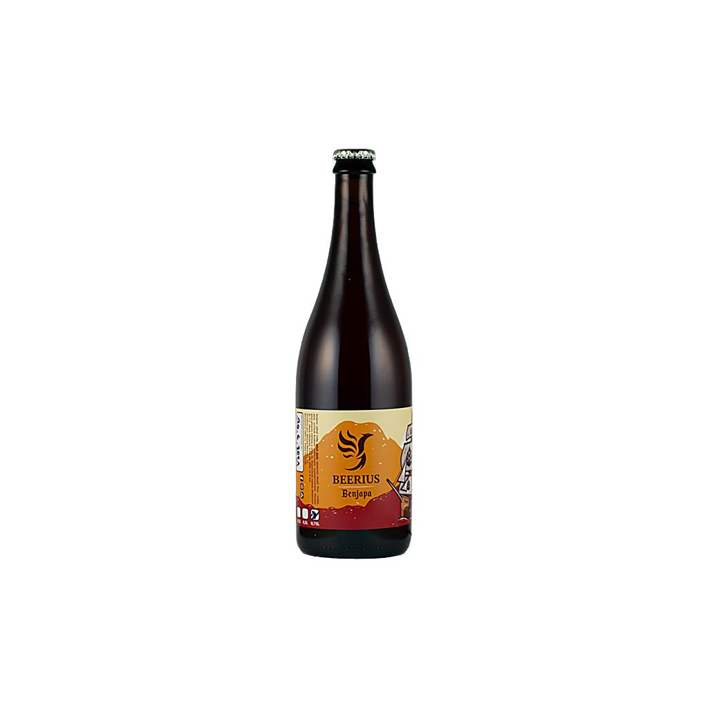 Benjapa beerius