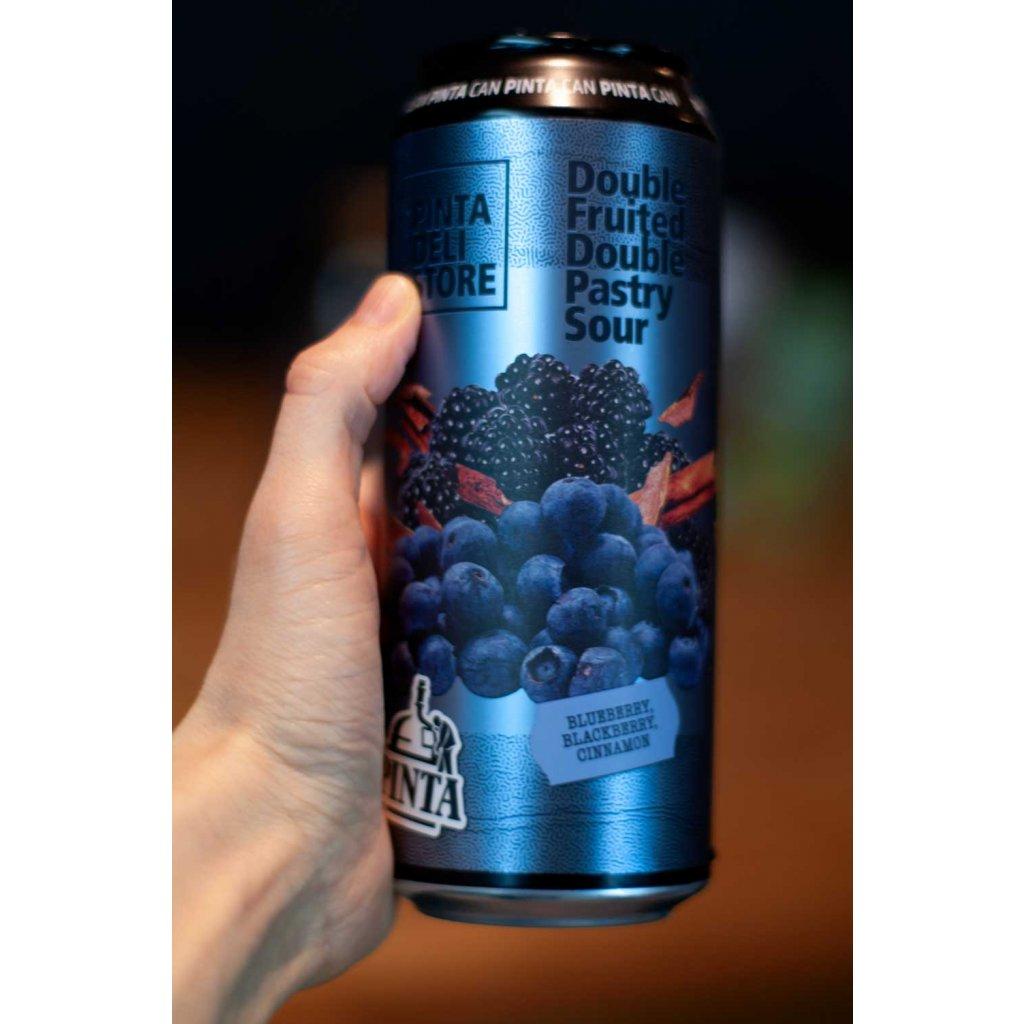 PintaDeliStore BlueberryBlackberryVanilla Hand