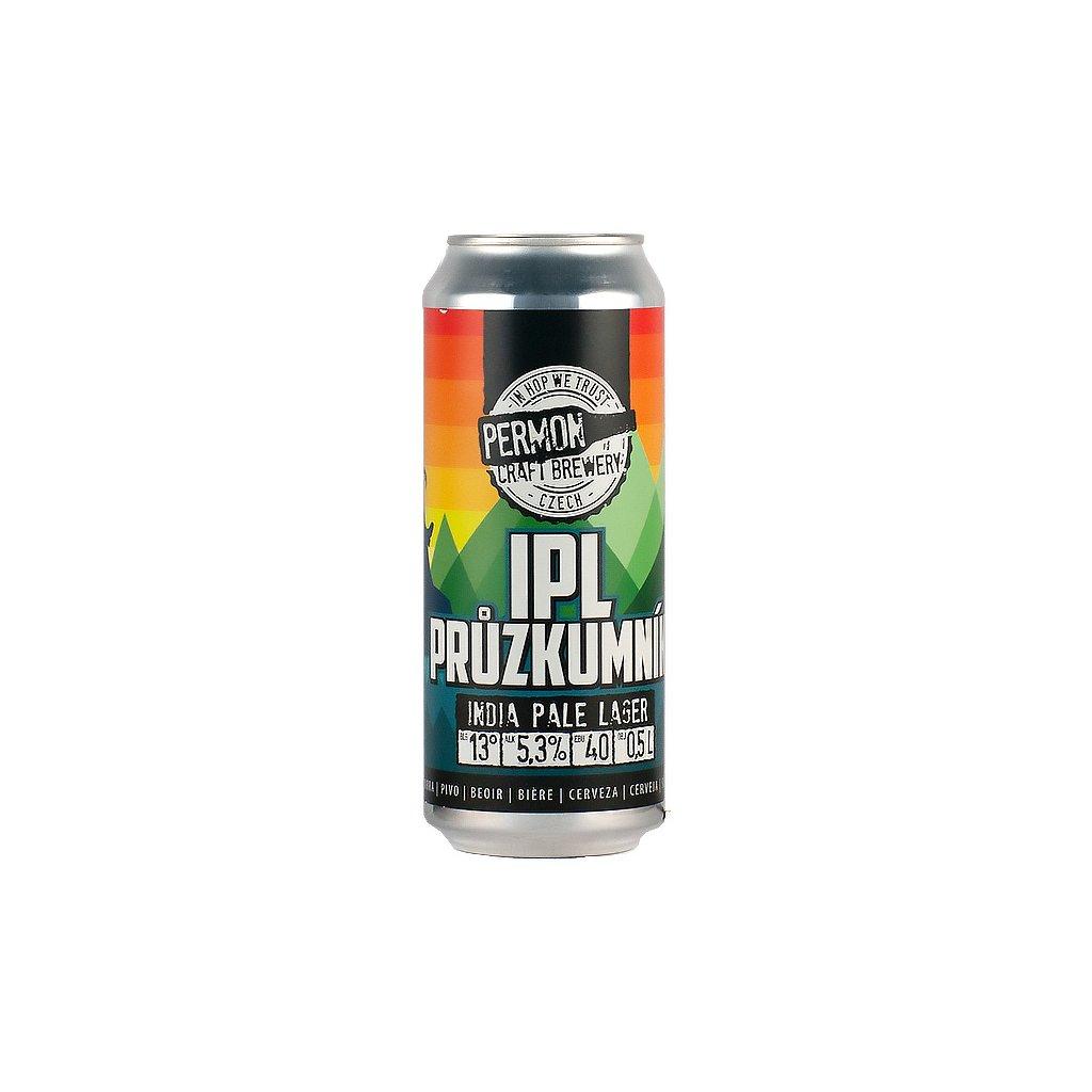 permon IPL PRUZKUM